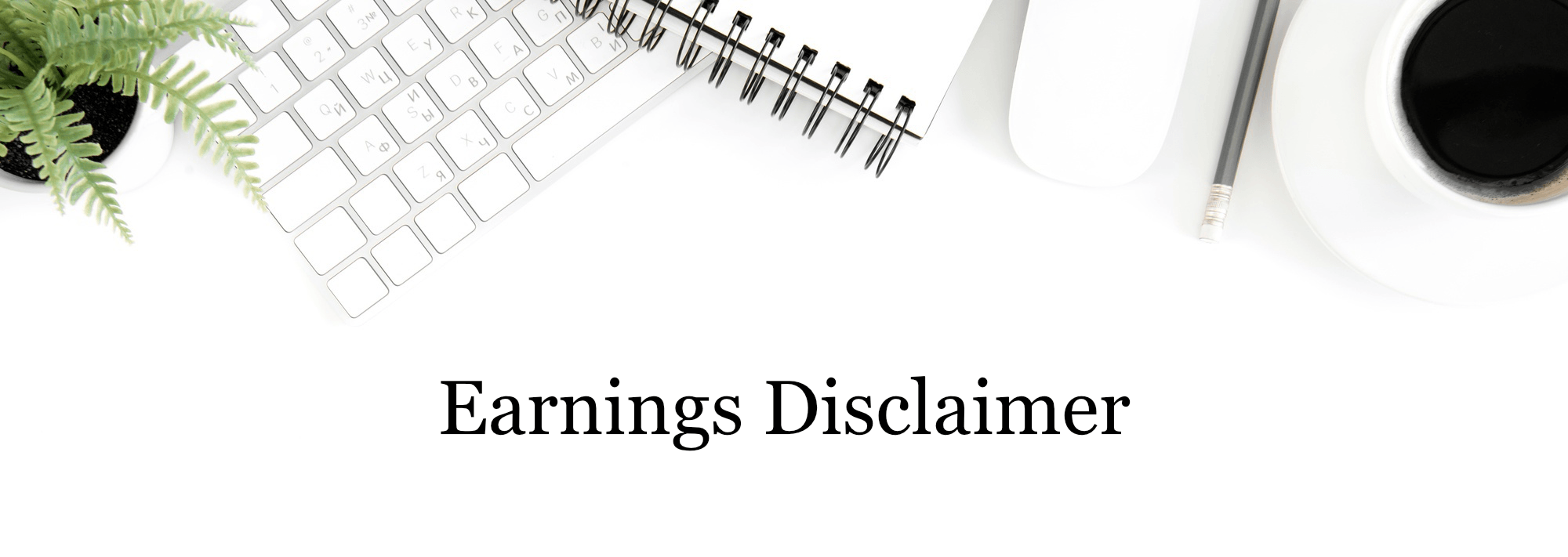 Earnings Disclaimer >> Earnings Disclaimer Emails That Convert